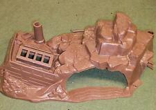 Marx Toys Undersea Ship Wreck Diorama Base PL-1745 1/300 Scale Plastic