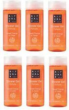 Rituals Fortune Sweet Orange & Cedar Shower Gel. Lot of 6. Total of 5.1oz