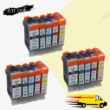 15PK PGI-220 CLI-221 Ink for Canon Pixma iP4600 MX860 MX870 MP560 MP620 MP640