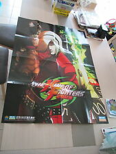 THE KING OF FIGHTERS 2003 SNK ARCADE B1 SIZE OFFICIAL POSTER!
