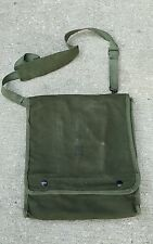 US ARMY MAP BAG POUCH CANVAS HOLDER USGI