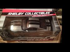 2011 Shelby Mustang GT350 GRAY 1:18 Shelby Collectibles 11835