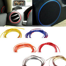 6 Colours Flexible Trim For Car Interior Exterior Moulding Strip Decorative Line