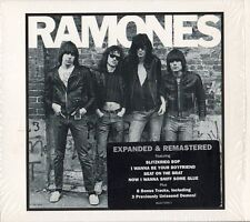 RAMONES - Ramones CD (Expanded & Remastered + 8 Bonustracks)