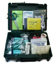 10 Person Wall Fitting St John HSE Office Shop First Aid Kit