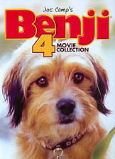 Benji: 4 Movie Collection (DVD, 2013, 2-Disc Set)