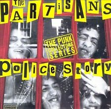 Police Story by The Partisans (CD, Nov-2001, 2 Discs, Cherry Red)