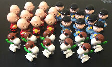 30 Vintage Peanuts Pocket Dolls Charlie Brown Lucy Snoopy - United Feature 1950s