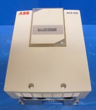 ABB ACS200 ACS201 -4P1-3-00-10 Frequenzumrichter Frequency Converter 380V 7,5A