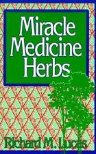 Miracle Medicine Herbs (Reward Books)