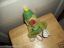 LARGE MARVIN THE MARTIAN PLUSH DOLL FIGURE LOONEY TUNES ACE K-9 COMPANION TOY