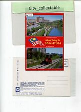 MP147 # MALAYSIA MINT PICTURE POST CARD T.1233 * GENTING HIGHLAND 2 SCENERY