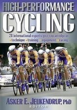 High-Performance Cycling by Asker Jeukendrup (2002, Paperback)