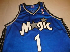 Vintage Orlando Magic Tracy McGrady Basketball Jersey 48 Large XL Champion