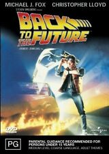 Back To The Future [ DVD ], LIKE NEW, Region 4 + 2, Fast Next Day Post....7575