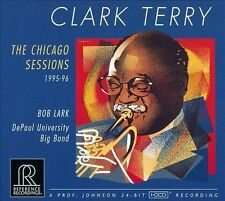 The Chicago Sessions 1994-95 [Slipcase] by Clark Terry (CD, Jul-2007,...