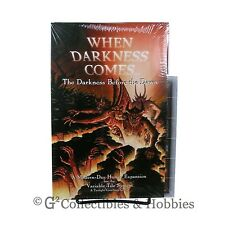 NEW When Darkness Comes Before the Dawn Game Expansion WDC