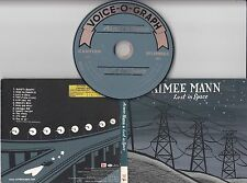AIMEE MANN Lost In Space 2002 Japanese 12-track promo sample CD + bonus track