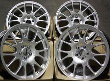 """19"""" Ruedas de aleación de plata Dare Ch se ajusta Audi A3 A4 A6 A8 Q3 Q5 TT 06 > 5X112"""