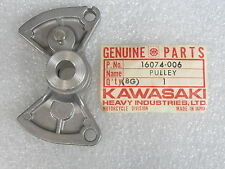 Kawasaki NOS NEW  16074-006 Throttle Cable Pulley Z1 900 Superbike 1973-75