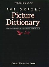 The Oxford Picture Dictionary: Teacher's Book