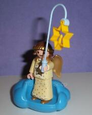 Playmobil  - Figure - Little Girl Angel on a Cloud with a Lantern  - NEW