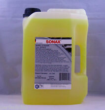 SONAX FULL EFFECT WHEEL CLEANER 5 LITER ALLOY CHROME PAINTED BMW AUDI PORSCHE VW