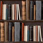 Libreria Biblioteca Libreria Carta da parati POB-33-01-6