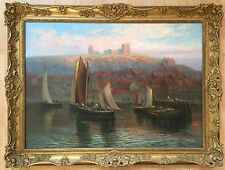Joseph Wrightson MacIntyre (1842–1897) oil painting on canvas signed dated 1885