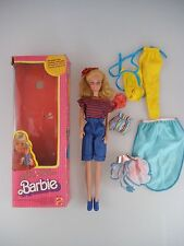 Mattel poupée BARBIE-My First 1875 de 1980 dans emballage d'origine (471q)