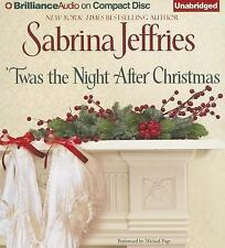 'Twas the Night after Christmas by Sabrina Jeffries (2013, CD, Unabridged)