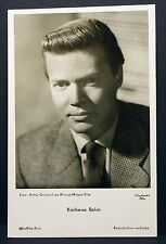Karlheinz Böhm -   Actor Movie Photo - Film Autogramm-Karte AK (Lot-Z-616)