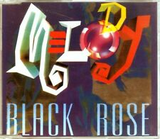 Black Rose - Melody - CDM - 1994 - Eurodance Italodance Rare