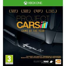 Progetto AUTO GAME OF THE YEAR GOTY Edition (Xbox One) [NUOVO GIOCO]