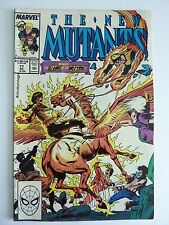Marvel - The New Mutants July 1989 No. 77