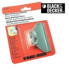 BLACK & DECKER a9883 PISTOLA TERMICA IN ACCIAIO INOX VETRO protezione ugello pe