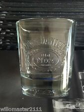 JACK DANIELS BIRTHDAY  GLASS FROM  2015