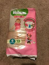 Adult baby XXL 66lbs huggies girls diapers non vintage full pack from Italy Abdl