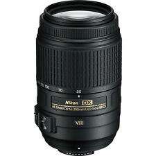 Big Clearance Sale - New Nikon AF-S DX NIKKOR 55-300mm f/4.5-5.6G ED VR Lens