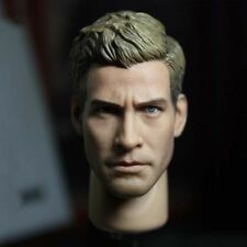 "HOT 1/6 Scale Jake Gyllenhaal Head Sculpt For 12"" Hot Toys Narrow Shoulder Body"