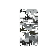 707 Skins BACK Wrap For Apple iPhone 6S PLUS  Cover Decal Sticker - GREY CAMO