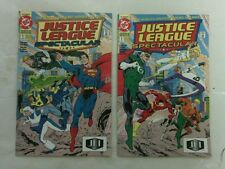 Justice League spectacular issue #1!The Justice League is back!