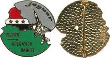 Opération DAGUET, Escadron JAGUAR, découpé, vert,  Boussemart, (0895)