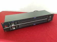 dbx EQ-231 Professional Stereo Graphic Equalizer 31 Band Fixable 110 220 V