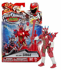 POWER RANGERS DINO SUPERCHARGE: VILLAIN SINGE MINT ON CARD