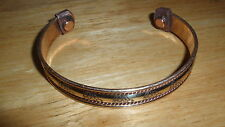 Copper Magnetic Bracelet Rheumatic Healing, style1 - ideal gift for Xmas