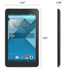 "ALCATEL ONETOUCH POP-7 P310A 8GB 7"" WIFI+4G UNLOCKED TABLET EXCELLENT CONDITION"