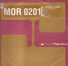 LE BANQUE - And I've Found You, Feat. Dafne - 2002 Moremoney Italy - MOR 0201
