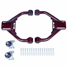 FOR G35/G37 COUPE 08-13 / SEDAN 07-13 GSP ADJUSTABLE FRONT UPPER CAMBER ARM KIT