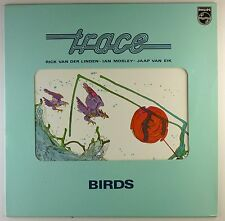 "12"" LP - Trace  - Birds - A4003 - washed & cleaned"